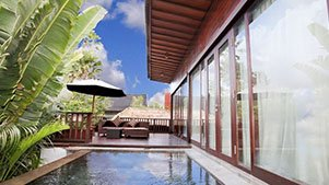 1 bedroom pool villa seminyak
